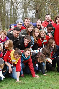 week-end Scouts de France
